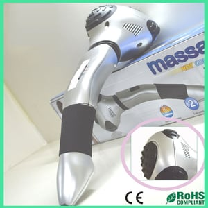 Infrared Handheld Cold and Hot Massager Hammer