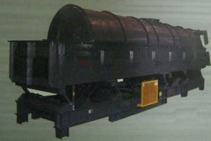 Vibratory Fluid Bed Sand Coolers