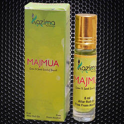 Majmua 8ml Roll On Attar And Ittar Perfume Oil Free From Alcohol