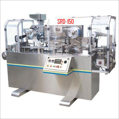 Automatic Alu Alu Blister Packaging Machines