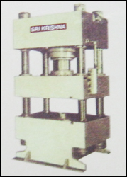 4 Pillar Type Press