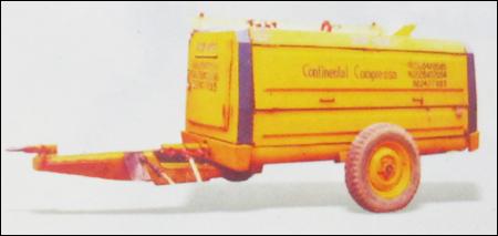 Diesel Powered Air Compressor Hiring Servicdes