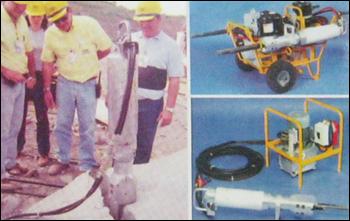 Hydraulic Splitter Hiring Services