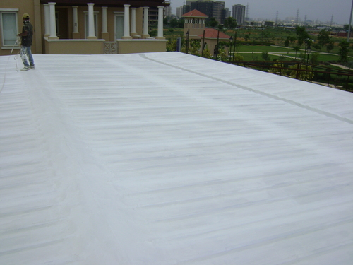 White Waterproof Coating in  New Friends Colony
