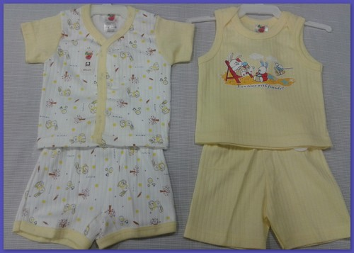 Baby Boy Double Suit