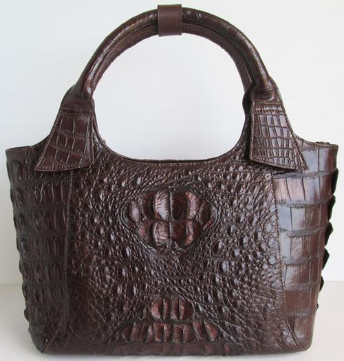 Dark Brown Ladies Bag