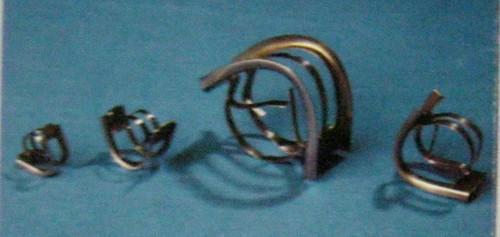 Pe-Metal Saddles