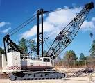 Crawler American Crane