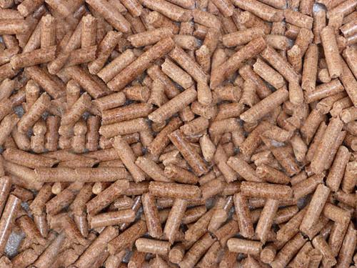 Hard Wood Pellets