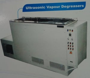 Ultrasonic Vapour Degreasers
