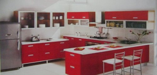 Superbe Open Modular Kitchen