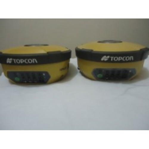 Topcon GPS L1 L2 Glonass Hiper II RTK Set GNSS