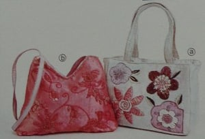 Embroidered Fancy Bags