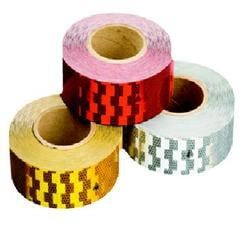 Vehicle Conspicuity Marking Tapes