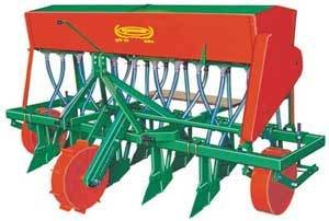 Zero Tillage Seed Fertilizer Drill  in   Dist - Durg