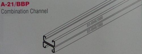 Combination Channel For Cable Trays (A-21/Bbp)