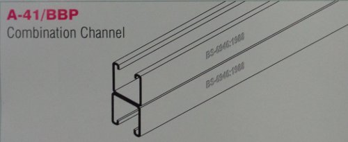Combination Channel For Cable Trays (A-41/Bbp)