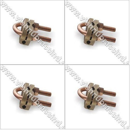 Guv Type Rod To Cable Clamp