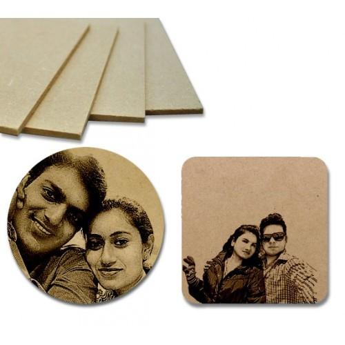 Photo Engraved Coaster