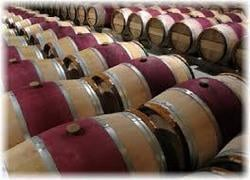 Used Wine Barrels Shaved And Charged