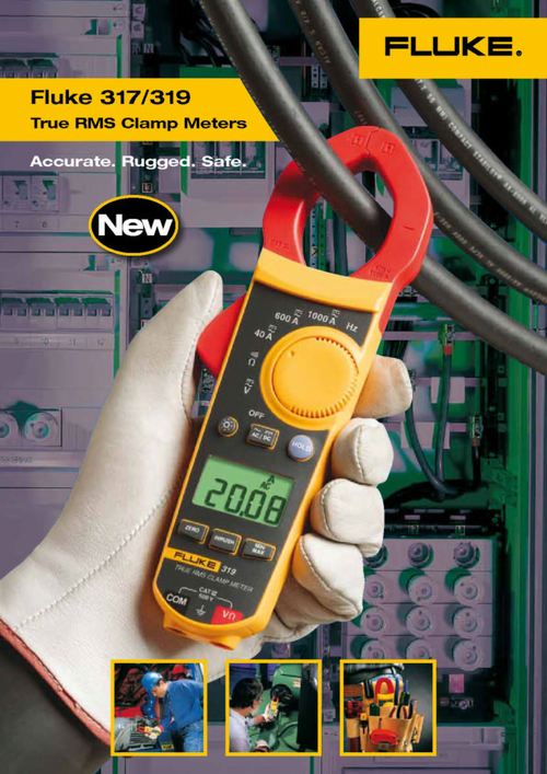Fluke Clamp Meter at Best Price in Ahmedabad, Gujarat