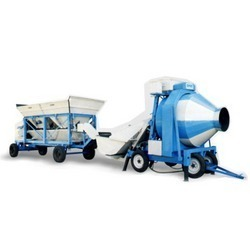 Mobile Batching Plant in  Seekri