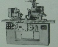 Universal Cylindrical Grinders