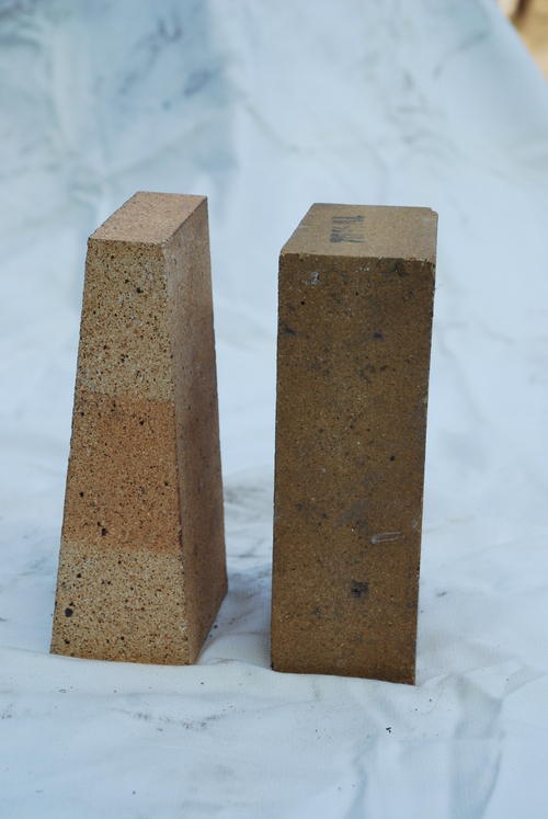 Refractory Fire Tapered Bricks
