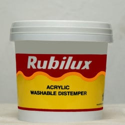 Acrylic Distempers Paint