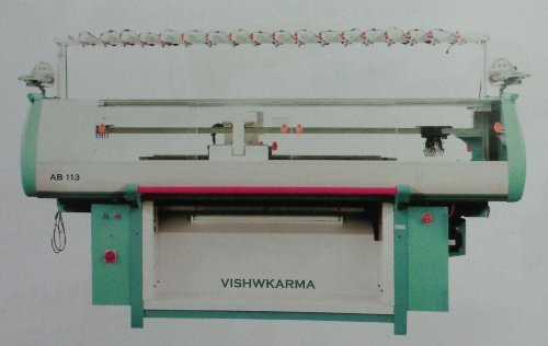 Double Transfer Full Jaquard Knitting Machine