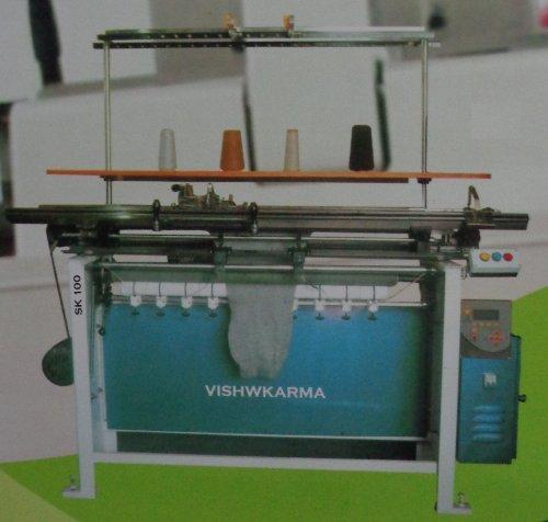 Sleeve Knitting Machine