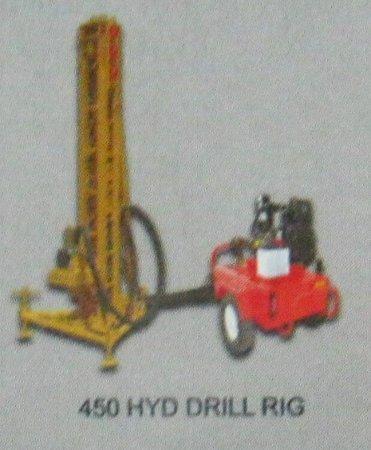 450 Hyd Drill Rig