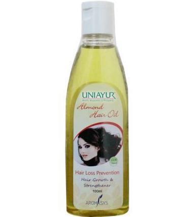 Almond Hair Loss Prevention Oil