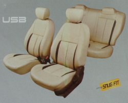 Automotive Seat Cover (USB)
