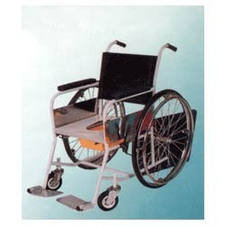 Fix Wheel Chair With Commode