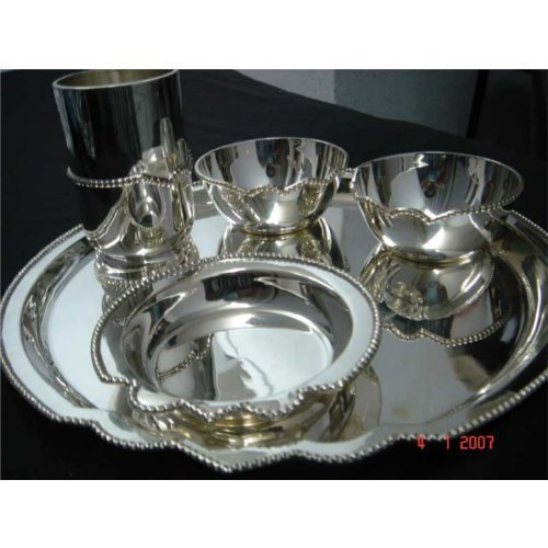Traditional Silver Dinner Set in  Lajpat Nagar - Ii
