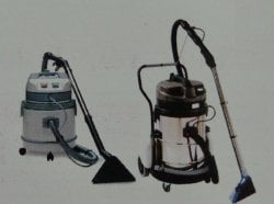 Upholstery Dry Cleaning Machines