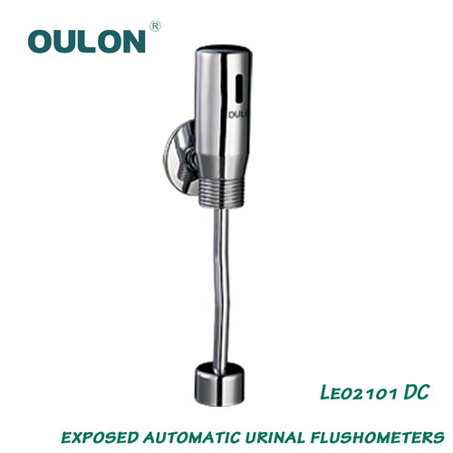 Leo2101DC Exposed Sensor Urinal Flusher