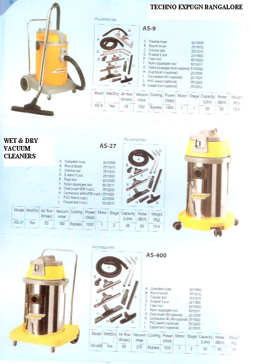 Vacuum Wet Cleaner