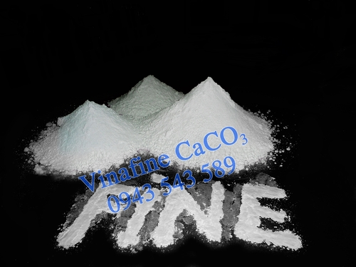 Caco3 Coated Stearic Acid Super Fine Powder