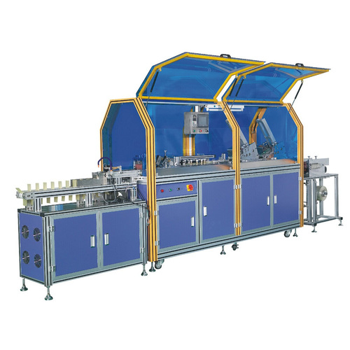 PVC Card Packaging Machine