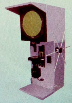 Profile Projector (Verticle)