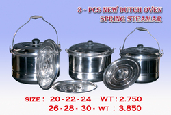 3 Pcs Spring Streamer Dutch Oven