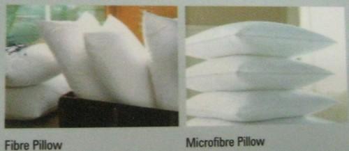 Fibre & Microfibre Pillow