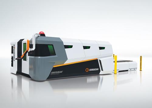 Fibermak Fiberlaser Cutting Machine