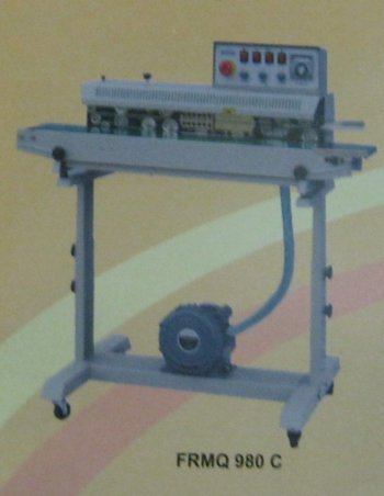 Continuous Band Sealing Machine (FRMQ 980C) in   Chittoor Road