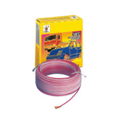 PVC Insulated Thin Wall Auto Cable