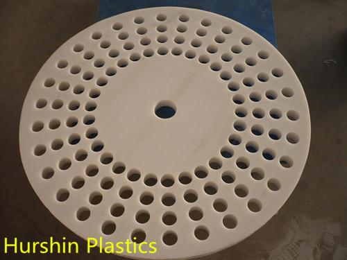 UHMW Polyethylene Panel Filter