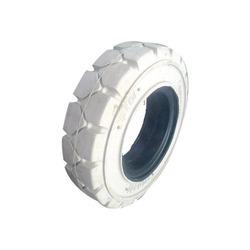 Non Marking White Tyre