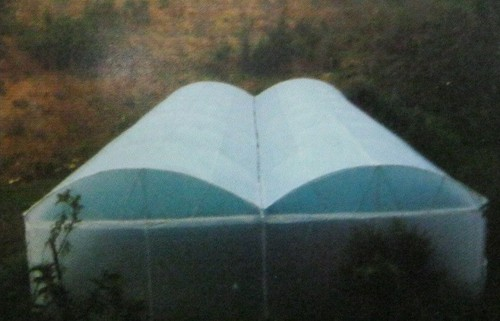 Dome Shape Poly House